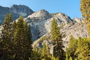 9h de randonnée à Yosemite
